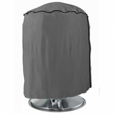 Goedkope beschermhoes grijs rond bbq barbecue