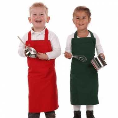 Goedkope  Keuken schort kinderen barbecue