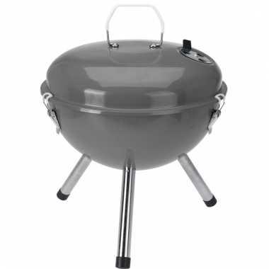 Goedkope Metalen Bbq Gaardeksel Grijs 28 Barbecue