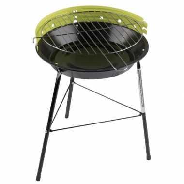 Goedkope  Ronde barbecue groen