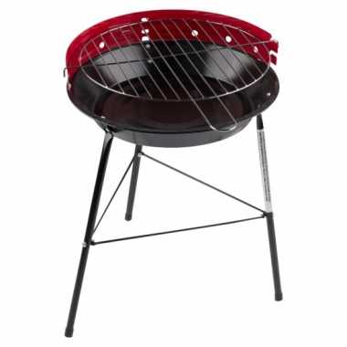 Goedkope  Ronde barbecue rood