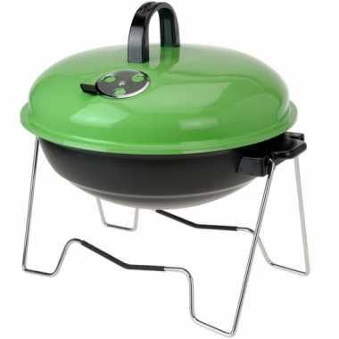 Goedkope  Ronde vakantie barbecue groen